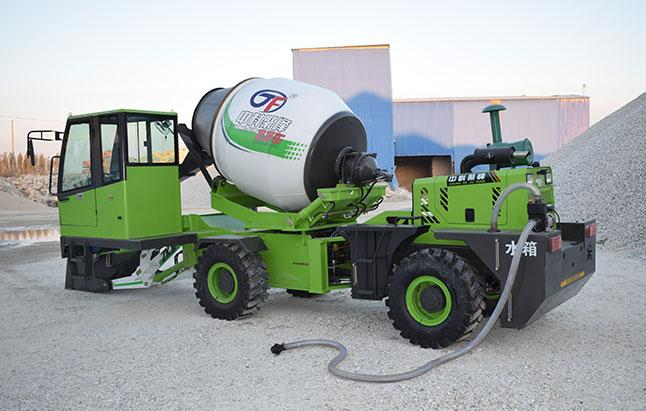 混凝土搅拌车轮胎修养原则