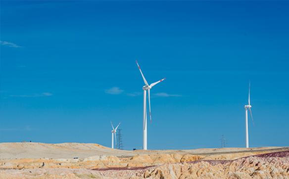 风力发电施工案例